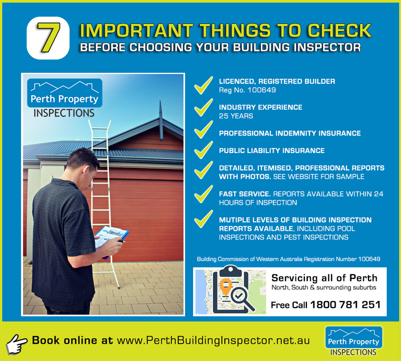 Building Inspection Check List